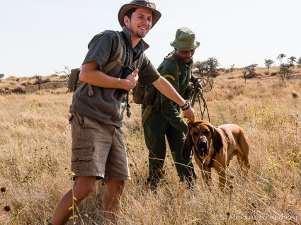 Lewa Sniffer Dogs